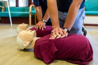 Emergency First Aid at Work + Emergency Paediatric First Aid Course