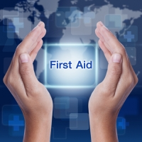 First Aid - Primary care with AED
