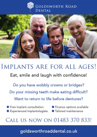 Missing Teeth? Replace them with Implants!
